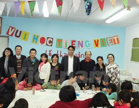 Khai giảng lớp dạy Tiếng Việt thứ hai tại New Zealand