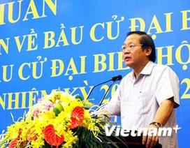 Bộ trưởng Trương Minh Tuấn: Cần bình đẳng trong tuyên truyền bầu cử
