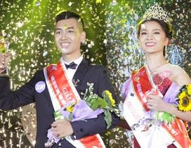 Cặp đôi ĐH Ngoại ngữ đăng quang Đại sứ ĐHQG Hà Nội