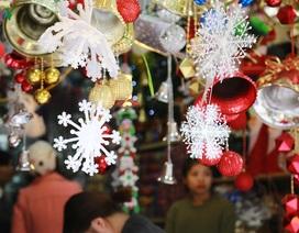 Hà Nội rộn ràng không khí Giáng Sinh