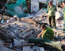 Nổ ở đảo Phú Quý: Thấy hàng trăm kíp nổ và chất bột nghi là thuốc nổ