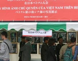 Người Việt Nam tại Nhật Bản hướng về Biển Đông