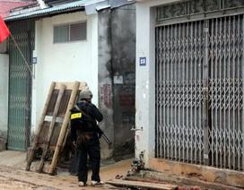 Vây bắt đối tượng nổ súng bắn Phó trưởng công an phường
