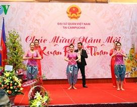 Cộng đồng người Việt tại Campuchia mừng xuân Bính Thân 2016