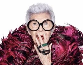 Gặp biểu tượng thời trang sành điệu 94 tuổi