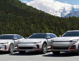 Công ty Trung Quốc photoshop xe Outlander làm ảnh sản phẩm mới