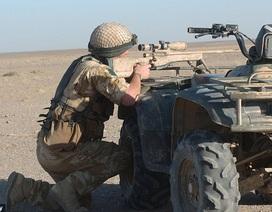 Đặc nhiệm Anh tiêu diệt 2 tên khủng bố bằng 1 phát súng cách xa 1 km