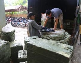 Bắt giữ xe chở 2.000 chai thuốc bảo vệ thực vật Trung Quốc nhập lậu