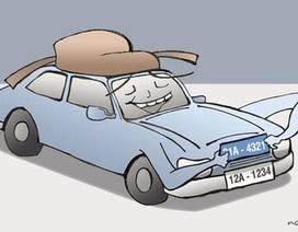"""Đi xe sang cũng """"chết"""", mà xài xe cũ cũng """"chết"""""""