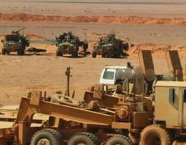 Lực lượng đặc nhiệm tinh nhuệ Anh xuất hiện trên mặt trận Syria