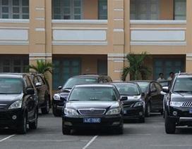 """Từ chối """"đặc thù""""  định mức xe công cho Liên đoàn lao động Hà Nội và TP HCM"""