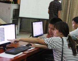 Nộp lệ phí đăng ký xét tuyển trực tuyến ở đâu?