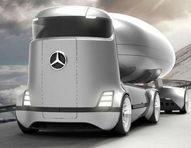 """Mercedes-Benz """"đặc biệt"""" hứng thú với dự án xe tải chạy điện?"""