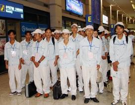 Hơn 10.400 lao động VN đi làm việc ở nước ngoài trong tháng 4