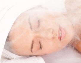 5 bước xông hơi để da mặt luôn sạch và trắng sáng
