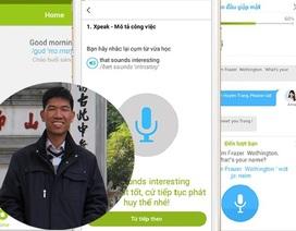 """Phần mềm """"thay thế"""" giáo viên tiếng Anh lọt Chung khảo Nhân tài đất Việt 2016"""