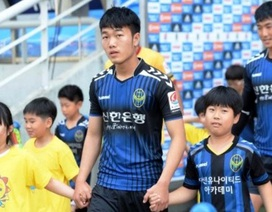 Xuân Trường nói gì sau khi gia nhập Gangwon?