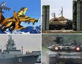 Công bố Nga thu lợi lớn nhờ đòn đánh ở Syria