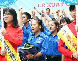 Chiến dịch Thanh niên tình nguyện Hè 2016 tại Hà Nội chính thức bắt đầu