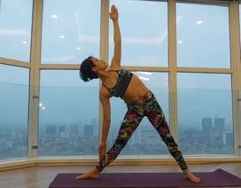Yoga cho người đang bị đầy bụng, khó tiêu
