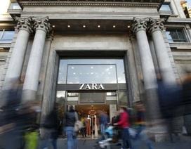 Thương hiệu thời trang Zara sắp mở cửa hàng tại Việt Nam
