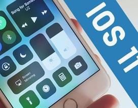 """10 tính năng mới """"toanh"""" đáng giá của bản cập nhật iOS 11"""