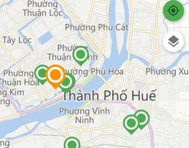 Kho dữ liệu Cốc Cốc Map sở hữu 1,2 triệu địa điểm sống trên toàn quốc