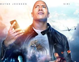 """Apple bắt tay với ngôi sao hành động sản xuất phim """"bom tấn"""""""