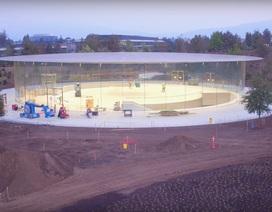 Toàn cảnh rạp hát mang tên Steve Jobs - nơi diễn ra sự kiện ra mắt iPhone 8