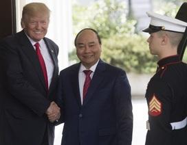 Những hình ảnh ấn tượng trong chuyến thăm Mỹ của Thủ tướng Nguyễn Xuân Phúc