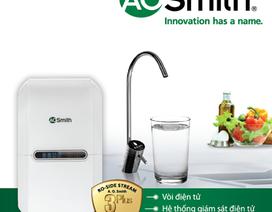 A. O. Smith – Đại gia ngành lọc nước và những tiêu chuẩn Mỹ
