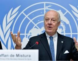 Liên Hợp Quốc cảnh báo nguy cơ Syria bị chia cắt