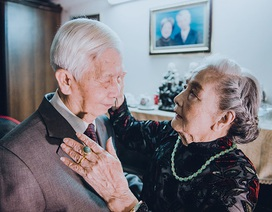 Câu chuyện tình hơn 70 năm giữa Thủ đô khiến bạn trẻ ngưỡng mộ