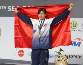 Nhật ký SEA Games ngày 22/8: Ánh Viên giành cú đúp HCV
