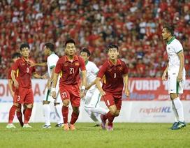 U22 Việt Nam có khả năng mất Duy Mạnh ở trận gặp Thái Lan