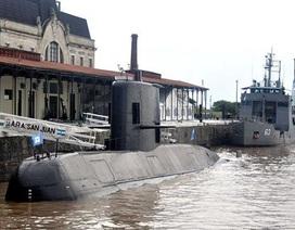 Giả thiết về nguyên nhân gây nổ trên tàu ngầm mất tích của Argentina