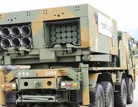 Hàn Quốc triển khai pháo phản lực mới gần biên giới liên Triều
