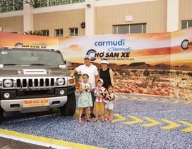 Chợ Săn Xe lần thứ 5 - Chốn mua xe vui chơi dành cho gia đình dịp cuối tuần