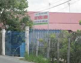 Một nhà thầu bị cấm tham gia đấu thầu vì làm khống hồ sơ
