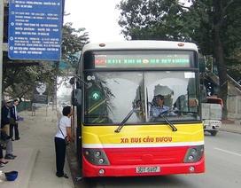 Điều chỉnh tuyến buýt 22 trung chuyển cho BRT là làm khó hành khách?