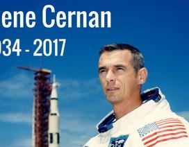 Phi hành gia cuối cùng đặt chân lên mặt trăng vừa qua đời ở tuổi 82
