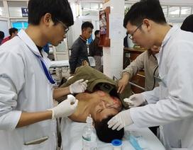 Hàng ngàn trường hợp ẩu đả, tai nạn giao thông nhập viện trong 3 ngày Tết