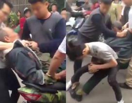 Vụ thương binh bị đánh: Nạn nhân gửi đơn yêu cầu khởi tố vụ án