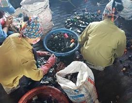 Tập trung can thiệp, giải độc chì cho trẻ em ở làng nghề Thái Nguyên