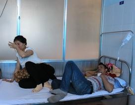 Hàng chục người nhập viện cấp cứu sau khi ăn gỏi cây chuối