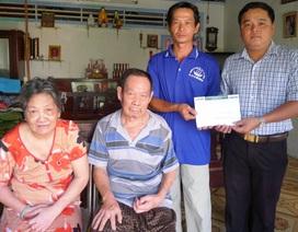 Hơn 44 triệu đồng đến gia đình anh Tôn Nhơn Lập
