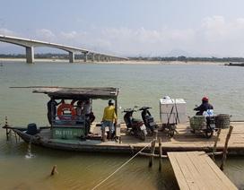 Cầu Giao Thủy - ước mơ cháy bỏng của người dân thượng nguồn Thu Bồn