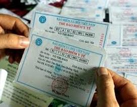 Cấp lại thẻ BHYT do thay đổi thông tin trên thẻ