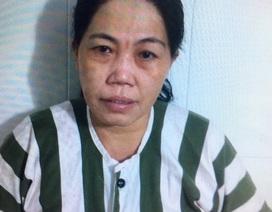 Lời khai của người phụ nữ nghi giết tài xế taxi rồi cướp tài sản