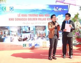 Nghệ sĩ Trường Giang làm đại sứ thương hiệu của công ty bất động sản Đảo Vàng